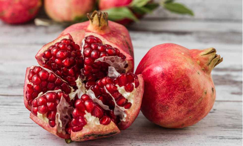 Pomegranates: The Exotic Antioxidant Superfood