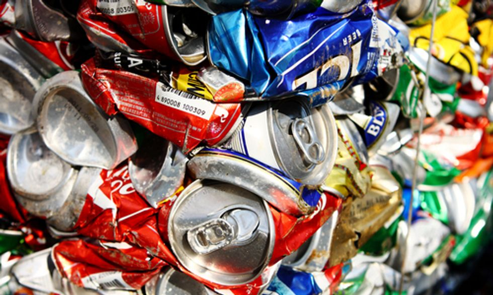 Every Time You Recycle a Can, You Strengthen the U.S. Economy