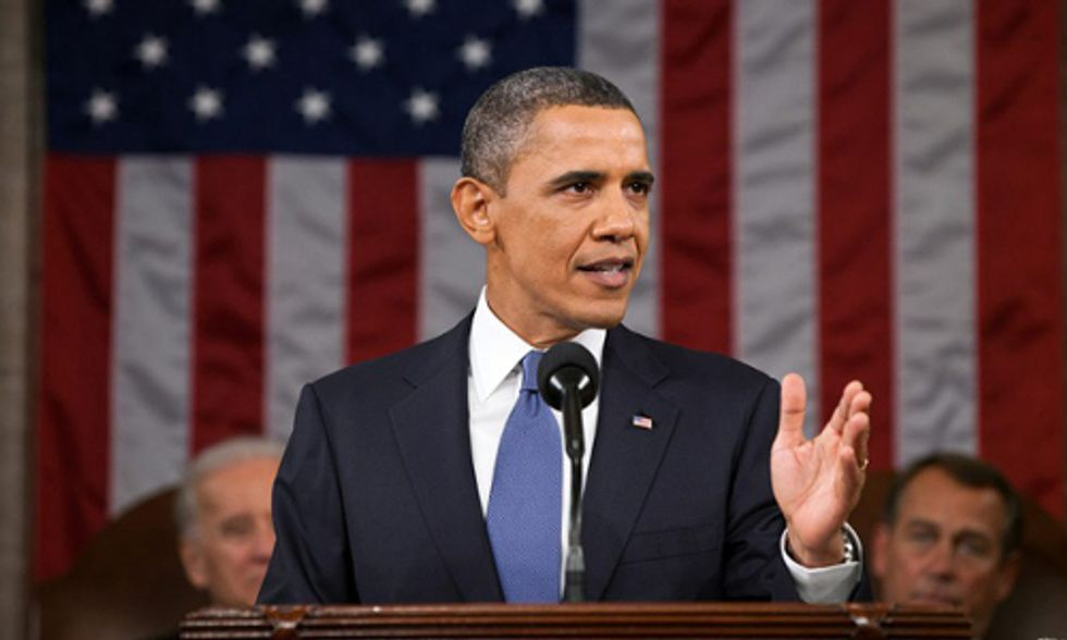 Obama: No Challenge Poses a Greater Threat Than Climate Change