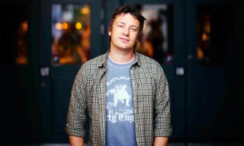 Jamie Oliver's Food Revolution Explodes