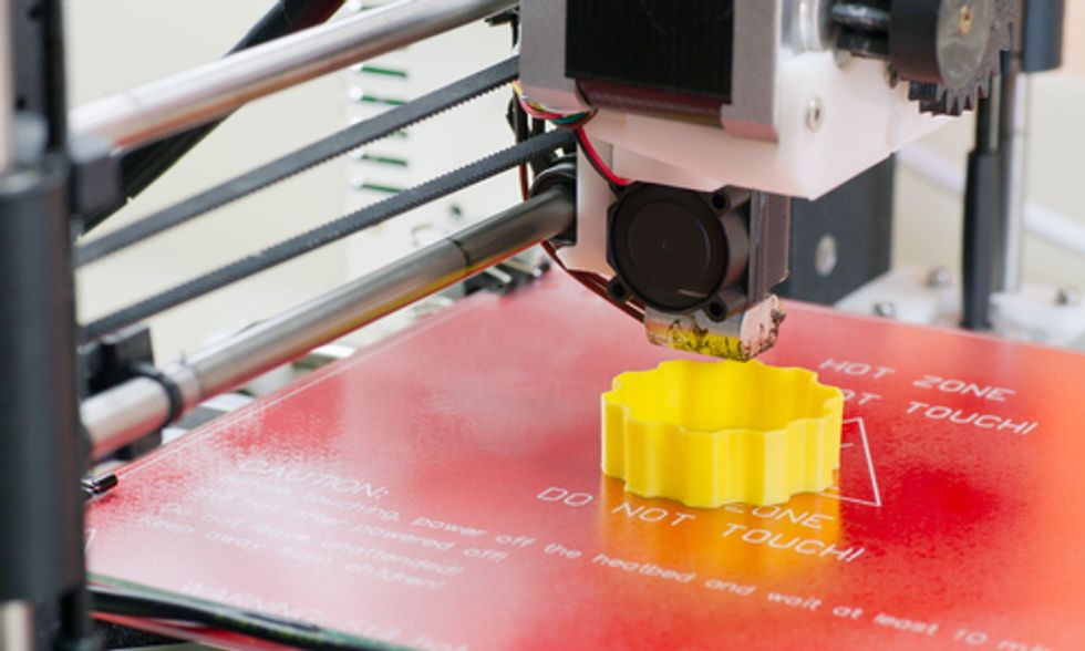 Is 3D Printing the Answer to Plastic Waste?