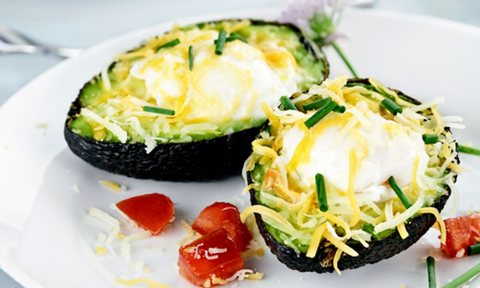 10 High-Fat Foods That Are Super Healthy for You