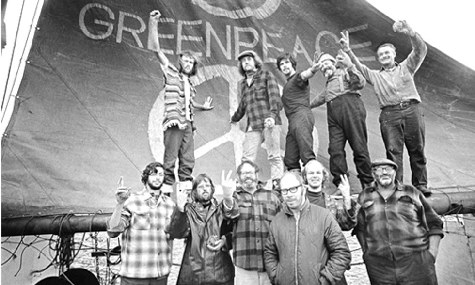 'How to Change the World' Traces the Birth of Greenpeace, World Premier at Sundance