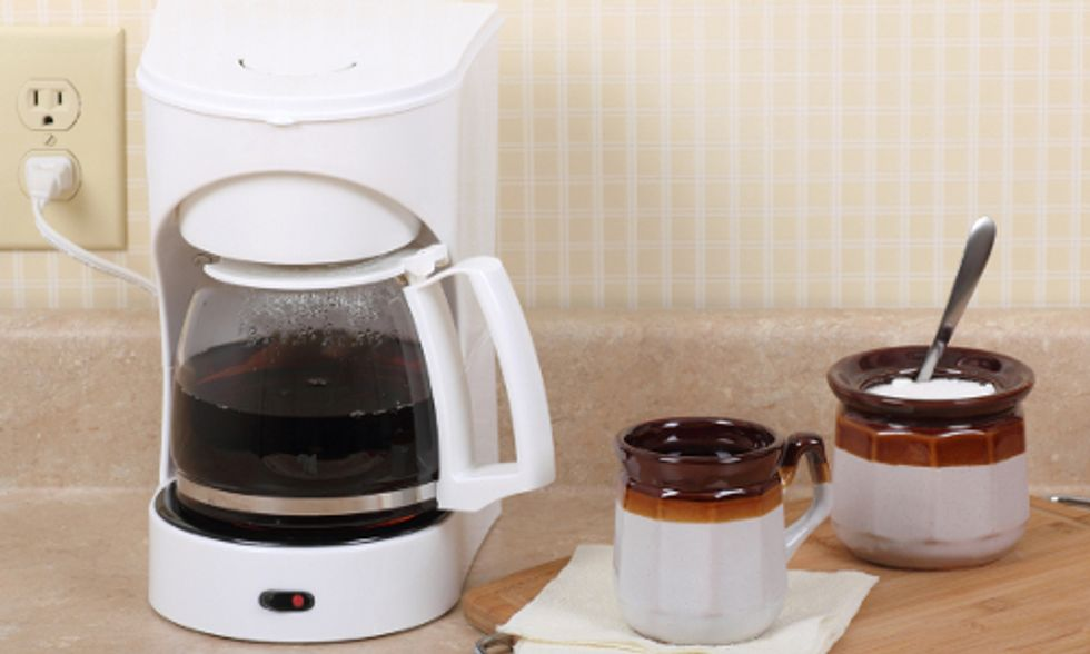 Is Your Coffee Maker Toxic?