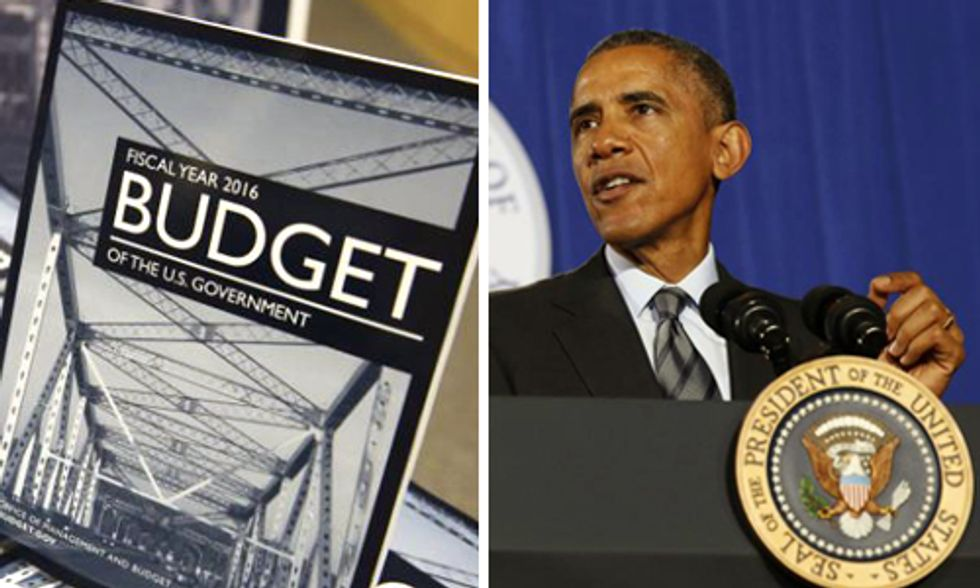 5 Ways Obama's Budget Fights Climate Change and Expedites Renewable Energy