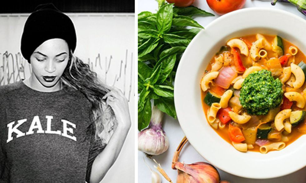 Beyoncé Launches Vegan Meal Delivery Service