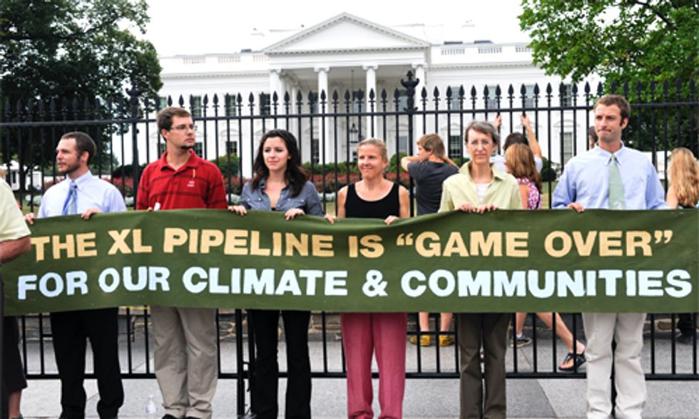 EPA Confirms Keystone XL Fails President's Climate Test
