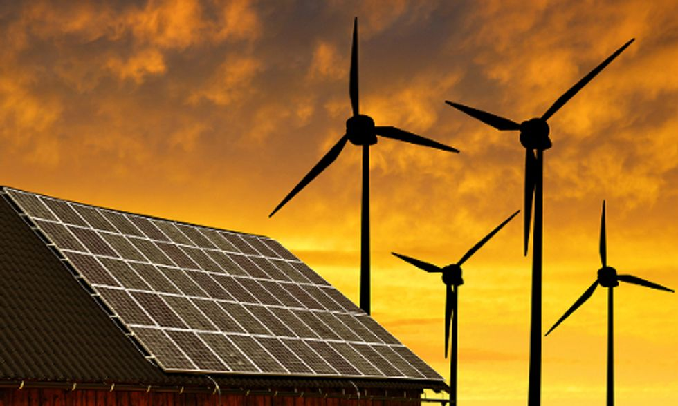 Sustainable Energy Revolution Grows, Says Bloomberg Report