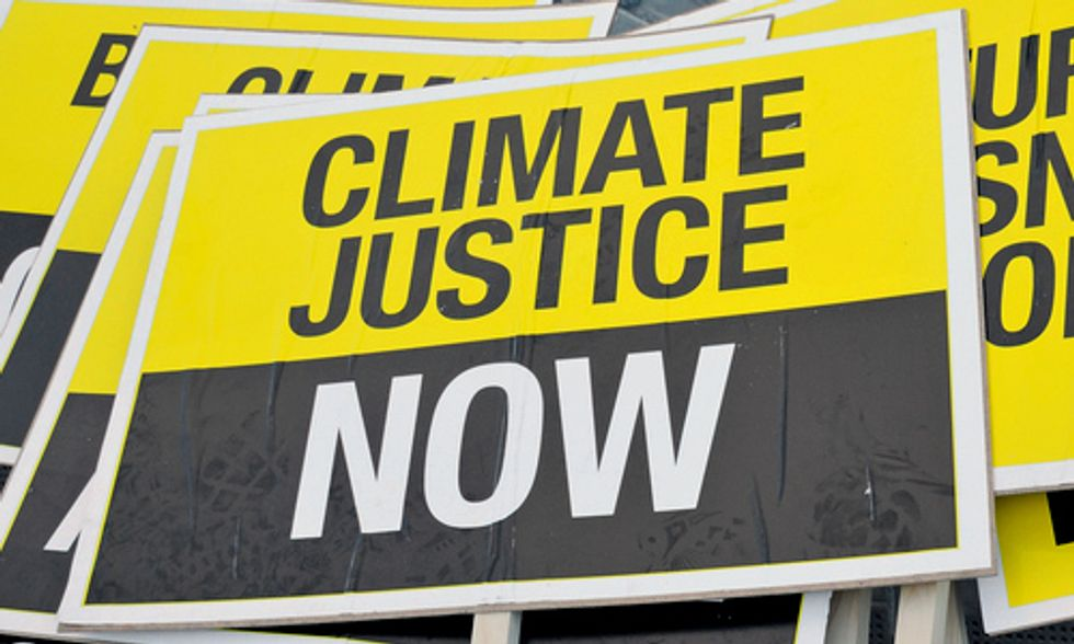 Climate Justice: A Fight for Equal Opportunity