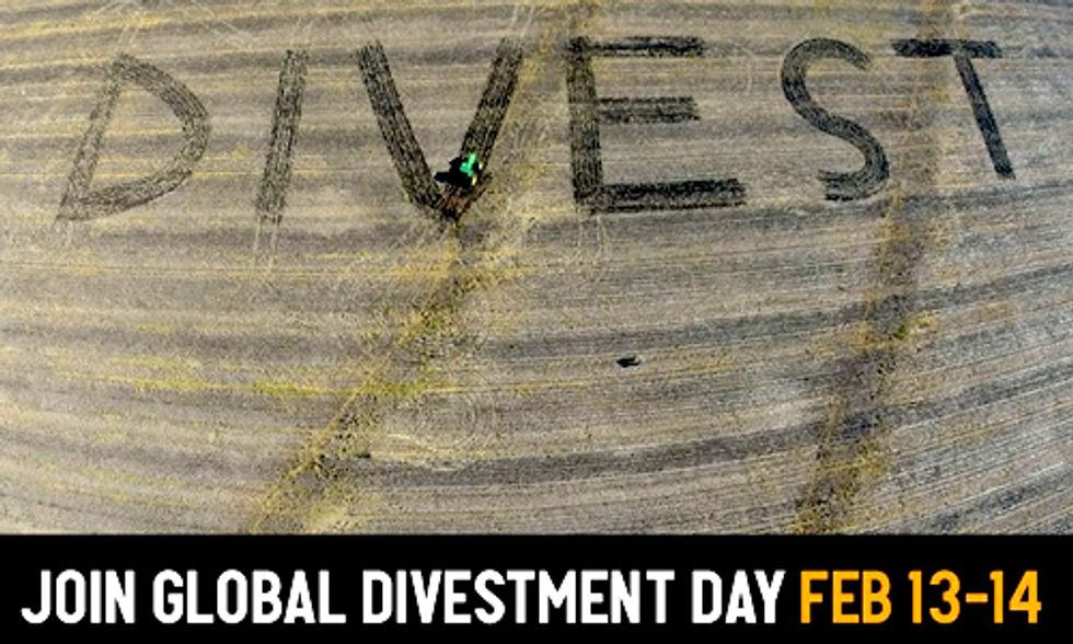 10 Reasons to Join Global Divestment Day