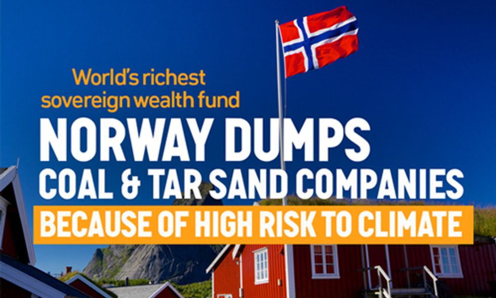 First Country in the World Dumps Fossil Fuels As Divestment Movement Heats Up
