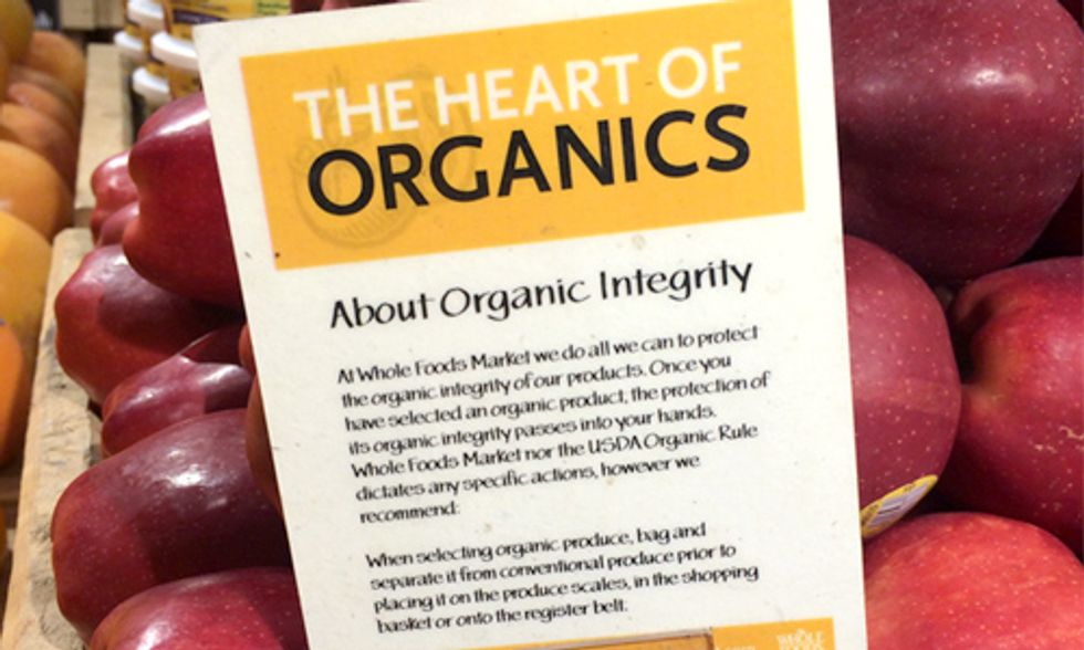 Organic Labeling: What You Need to Know