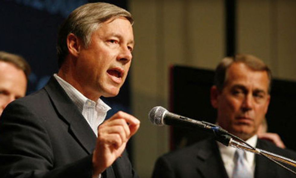 Congressman Upton's New Energy Plan a Framework for 'Climate Suicide'