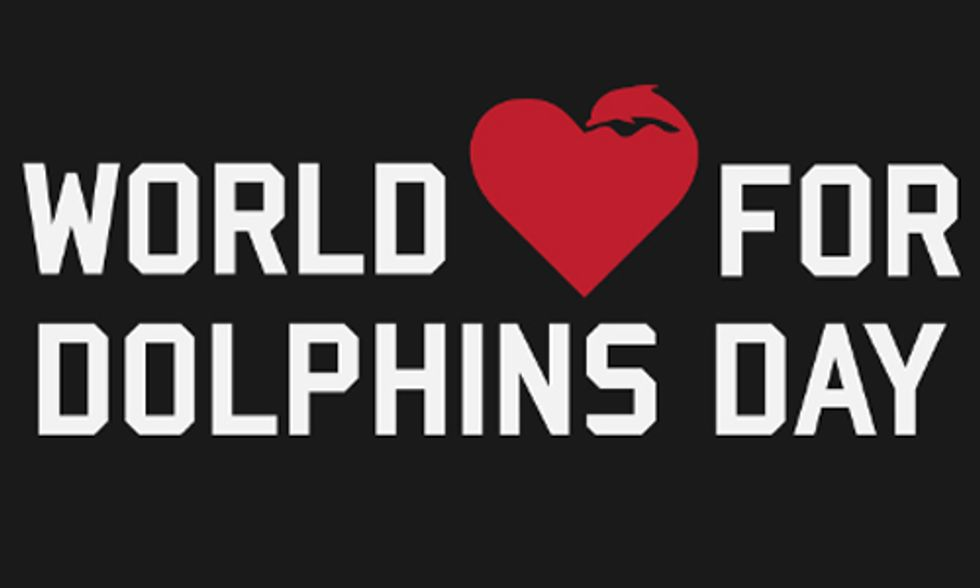 "Thousands to Rally Today Against Taiji Dolphin Slaughter for ""World Love for Dolphins Day"""