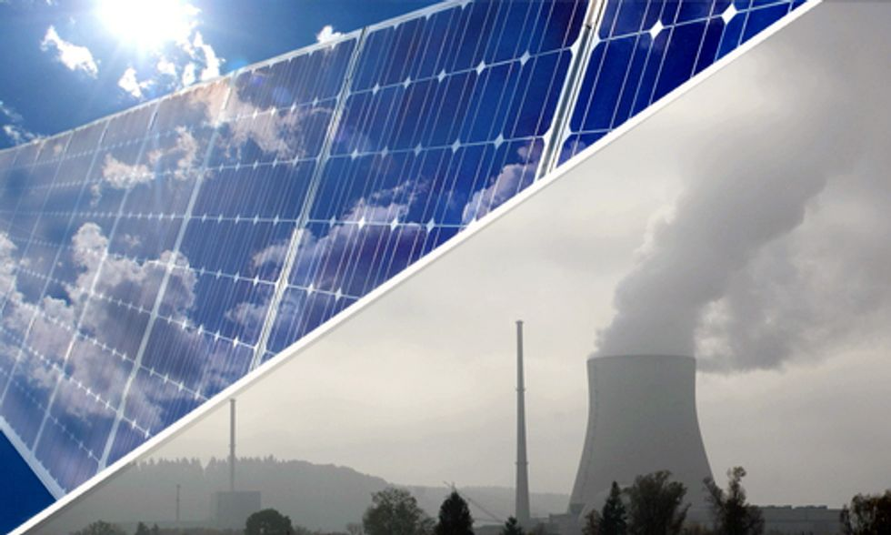 Public Utilities Should Embrace Renewable Energy Revolution, Not Get Run Over By It