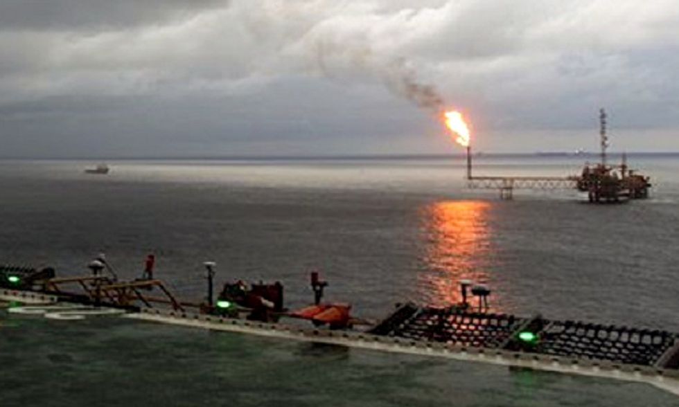 Gas Burned Off at Oil Production Sites Is Equivalent to Emissions From 70 Million Cars