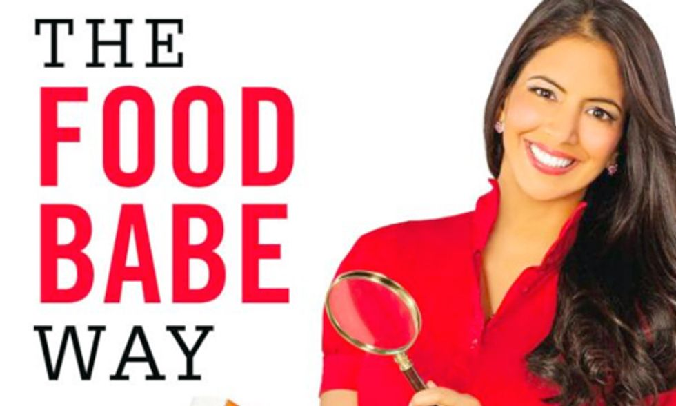 The Food Babe Way: What the Food Industry Doesn't Want You to Know