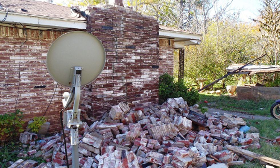 Scientists Say Small Fracking Earthquakes Could Lead to Major Ones