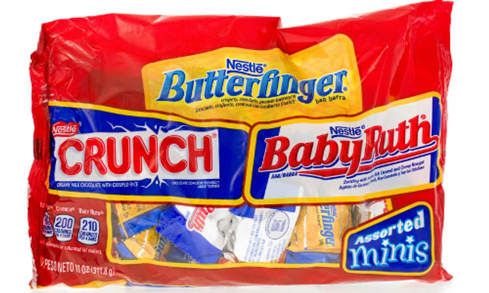 Nestlé to Dump Artificial Colors and Flavors in U.S. Candy, Something It Did in Europe Years Ago