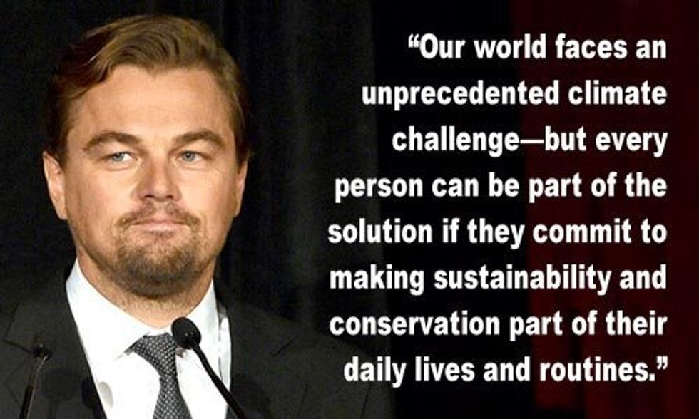 Leonardo DiCaprio Is at It Again, Invests in Energy Technology Company Zuli