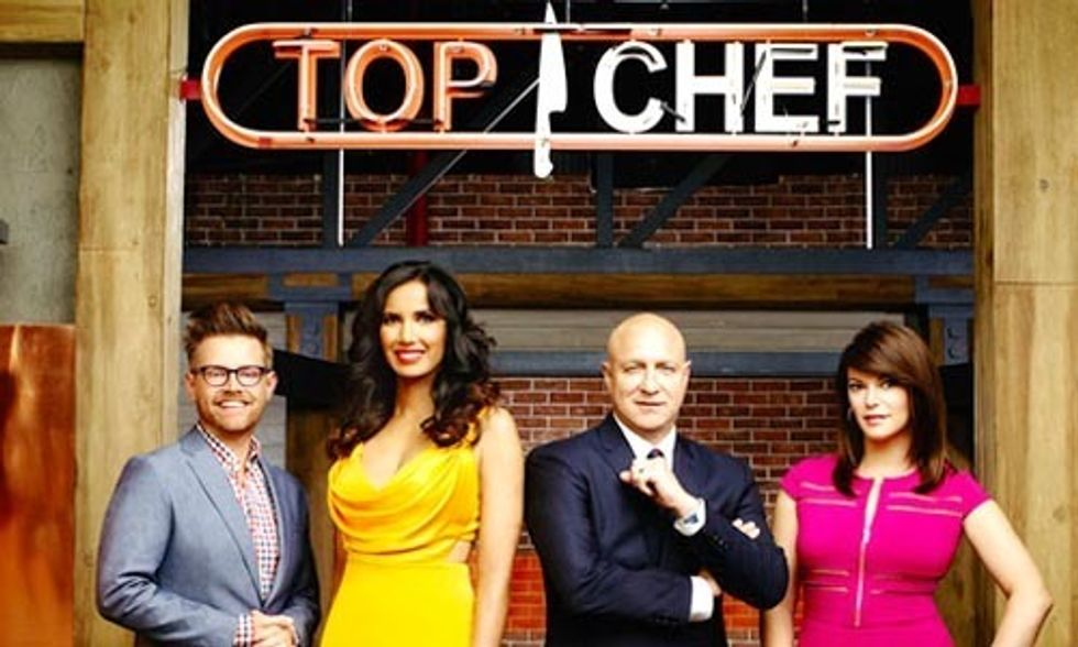 'Top Chef' Guest Star José Andrés Challenges Contestants to Cook With Solar-Powered Stoves