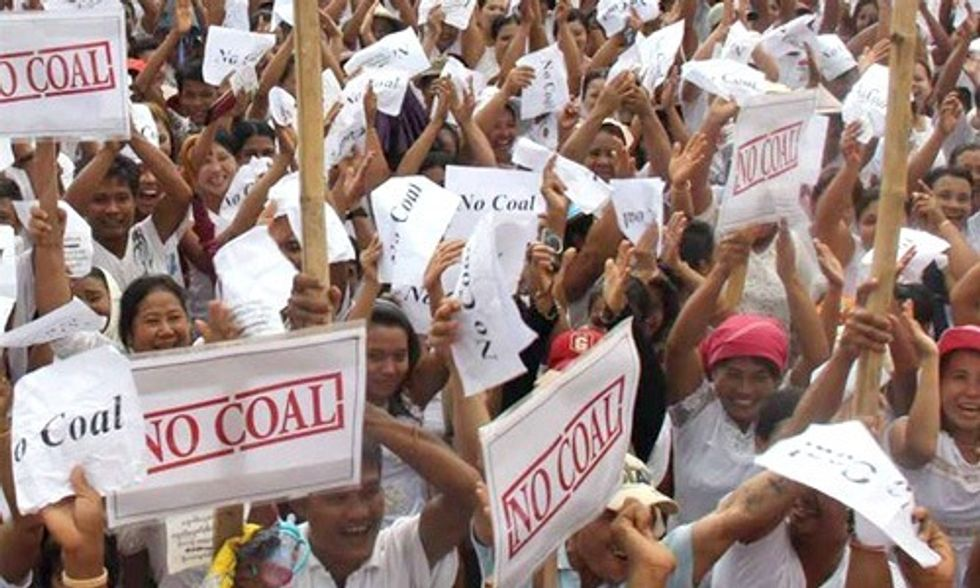 Moving Beyond Coal: Major Global Grassroots Fights of 2015
