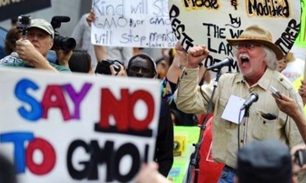 5 Things Monsanto Doesn't Want You to Know About the GMO Labeling Debate