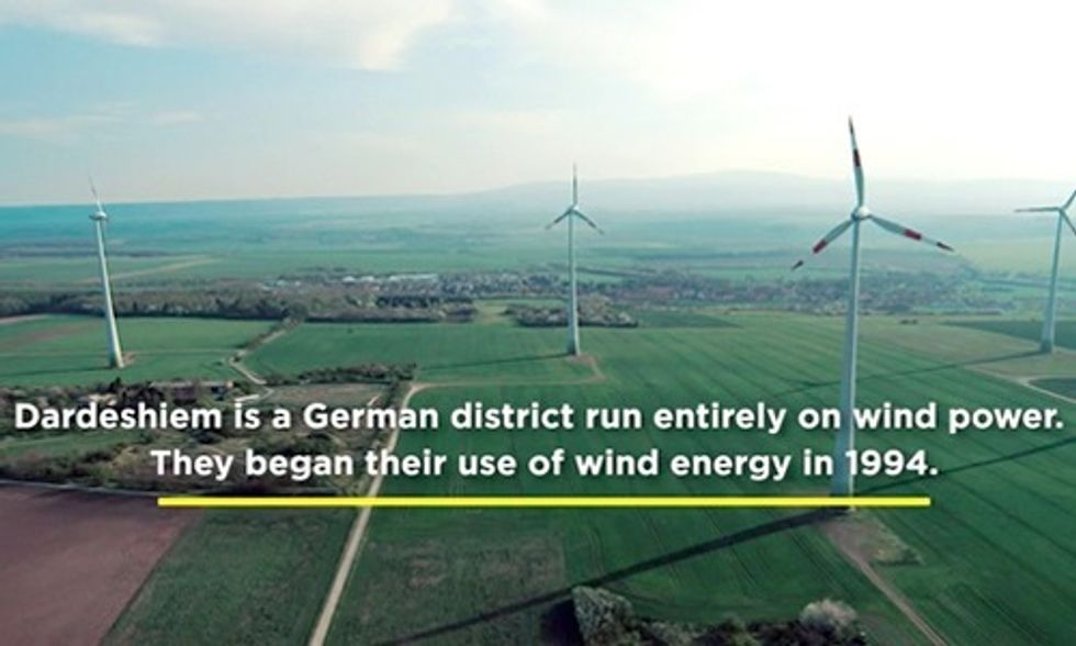 3 Communities Transition Away From Fossil Fuels to Run on 100% Renewables