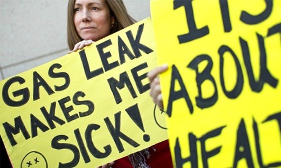Erin Brockovich: Porter Ranch Gas Leak Is Worst Environmental Disaster Since BP Oil Spill