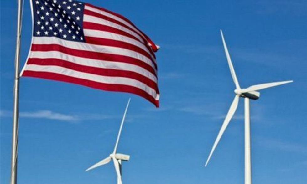 Wind Power in U.S. Hits New Milestone: Enough Energy to Power 19 Million Homes