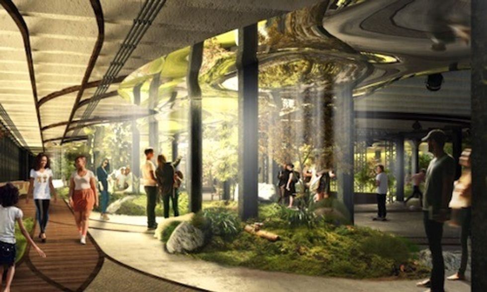 New York City Soon to Be Home to World's First Underground Park