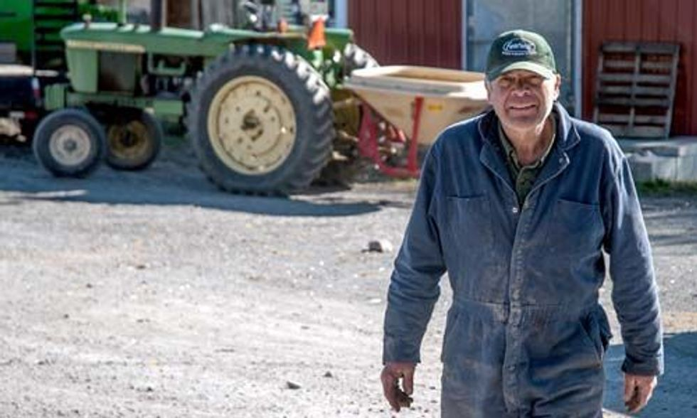 Meet This Third-Generation Farmer Who Converted His 1,400 Acres to Growing Organic Food