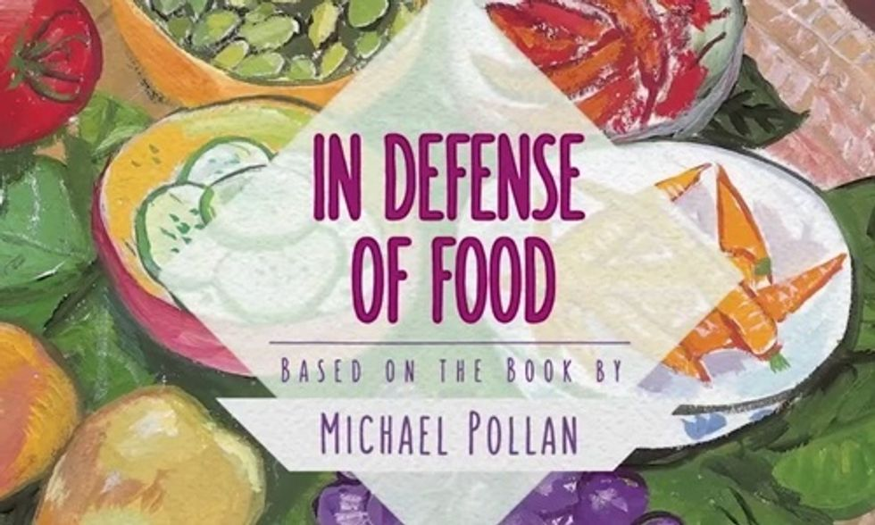 Michael Pollan: What You Should Eat to Be Healthy