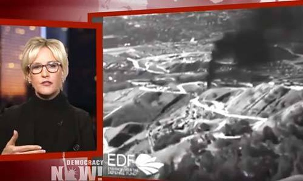 Porter Ranch Natural Gas Leak Spews 150 Million Pounds of Methane, Will Take Months to Fix