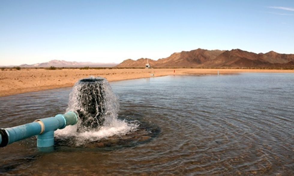 How One Man Plans to Make Billions Selling Water From Mojave Desert to Drought-Stricken California