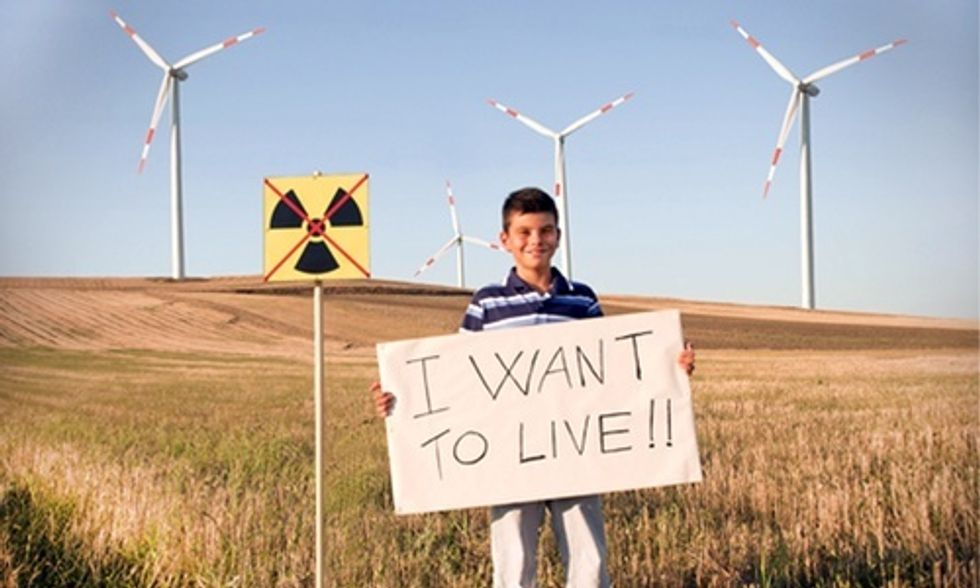 Wind Power Guru: Nukes Fail to Gain Traction in Monumental Paris Accord