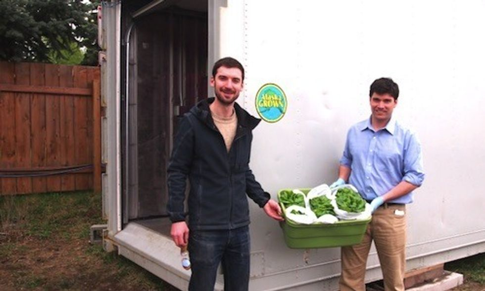 Two Indoor Farm Startups Stand Up to Alaska's Short Growing Season