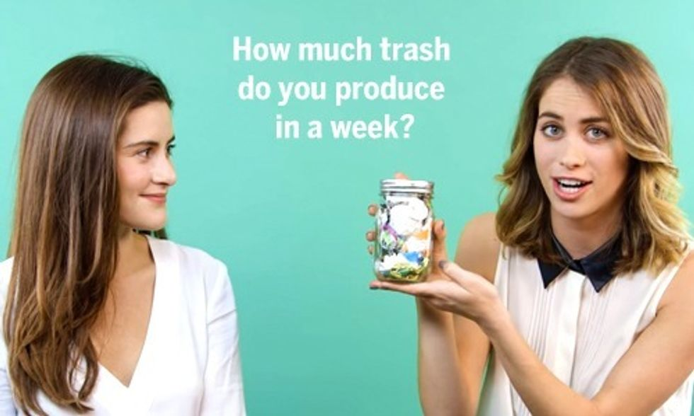 Are You Ready to Take the 5-Day Zero-Waste Challenge?
