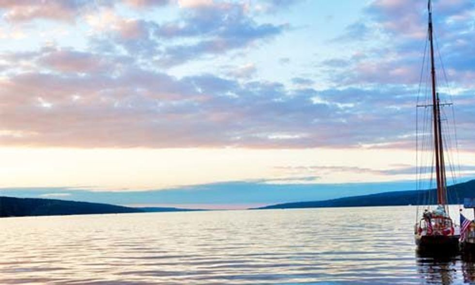 Seneca Lake Guardian: The Eyes, Ears and Voice Fighting for Clean Water