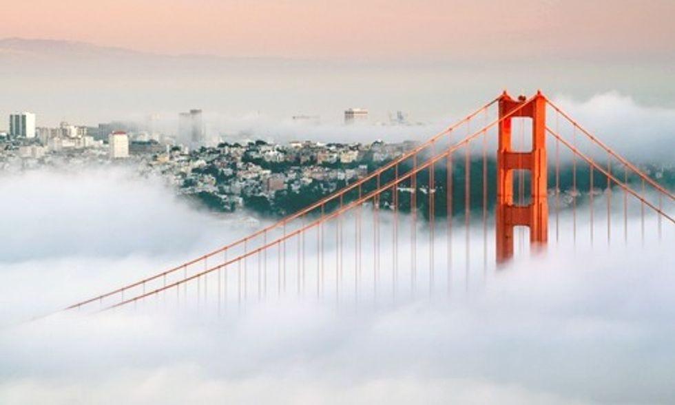 Mercury-Laden Fog Swirls Over California Coastal Cities