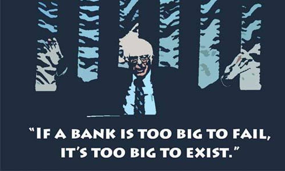 10 Reasons Wall Street Hates Bernie Sanders
