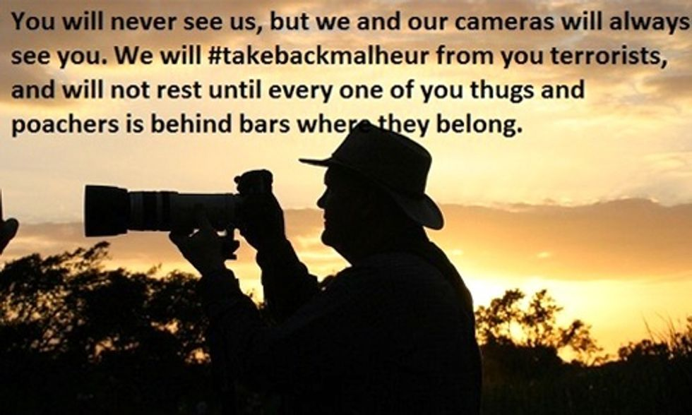 Outraged Birders Warn Oregon Militia: 'We Are Watching Your Every Move'