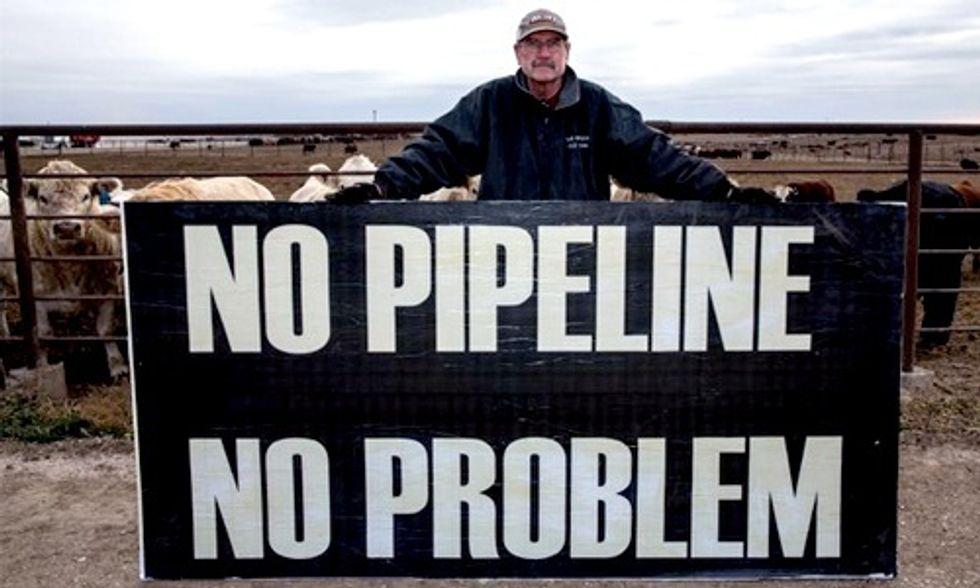 TransCanada Sues Obama Administration for $15 Billion for Rejecting Keystone XL