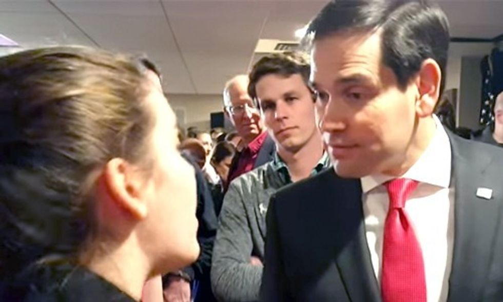 Marco Rubio Calls Exxon Scandal 'Nothing But a Left-Wing Effort to Demonize Industry'