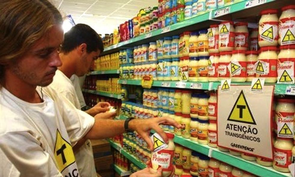 Nestle, Pepsi Fined for Concealing GMOs as Campbell Soup Announces Voluntary Label