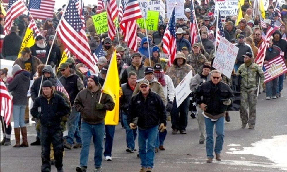 What the Bundy Militia Can Learn From TransCanada