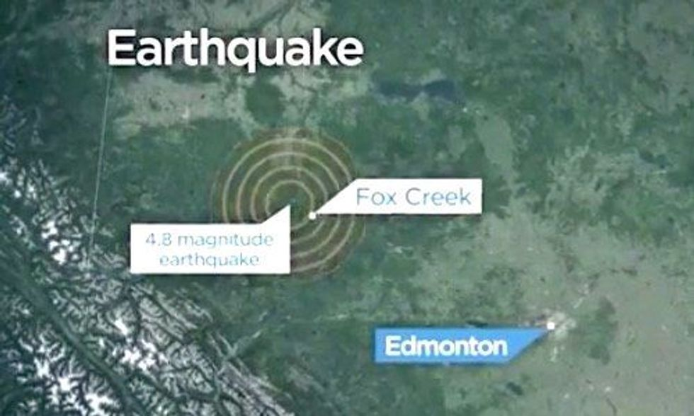 Was Canada's Latest Earthquake the Largest Fracking Quake in the World?
