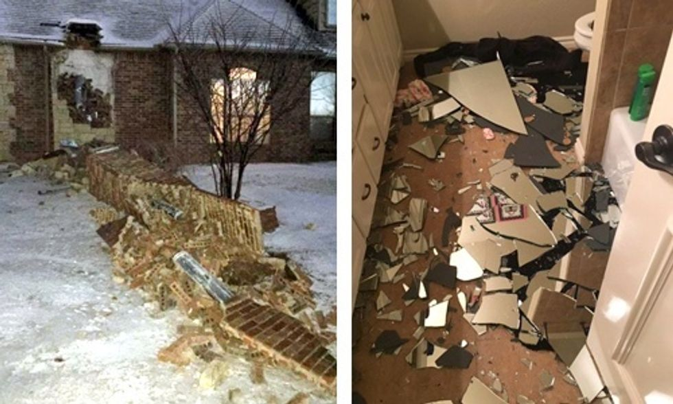 Oklahoma Residents Sue 12 'Reckless' Fracking Companies for Earthquake Damage