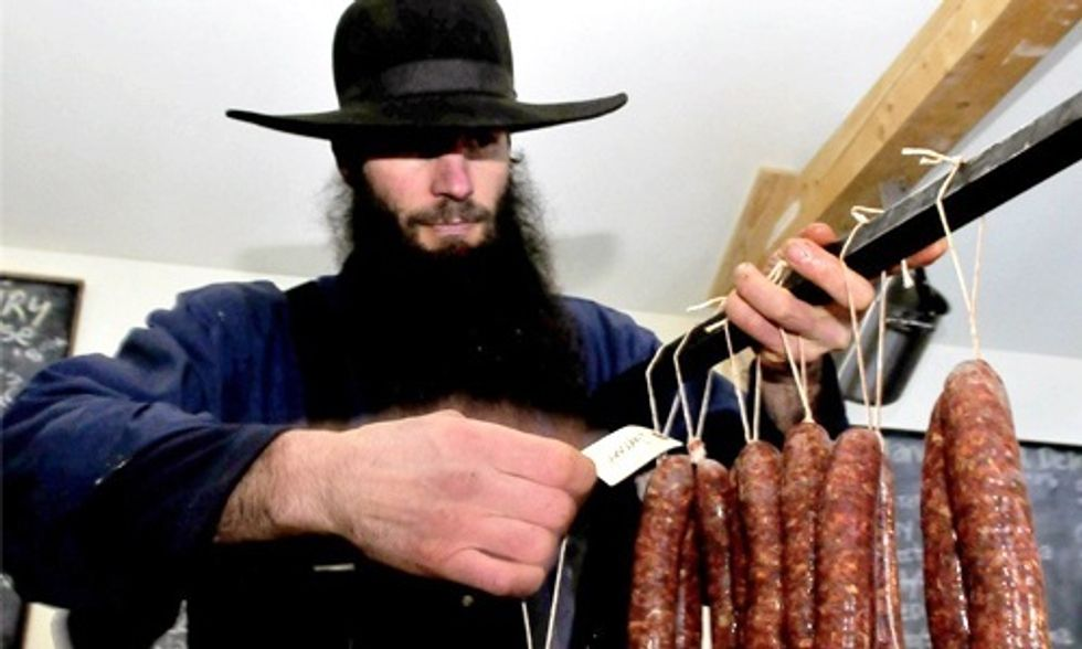 World-Renowned Chef Becomes Amish, Opens Off-Grid Deli in Maine
