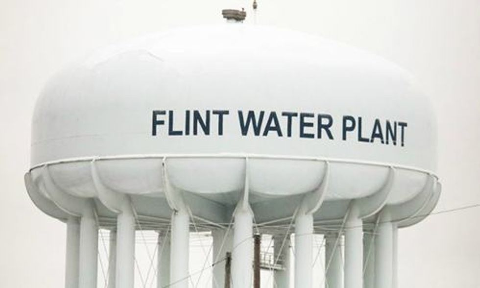 Michael Moore: 10 People in Flint Have Now Been Killed by These Premeditated Actions of the Governor of Michigan